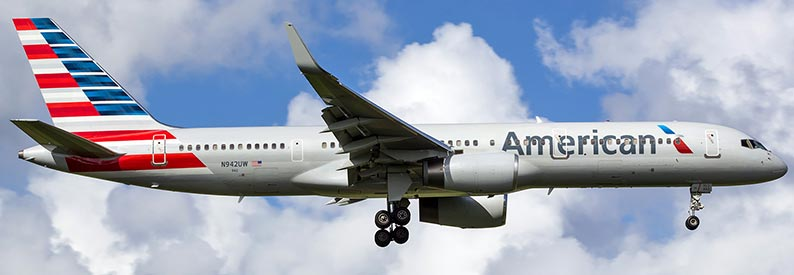 New Interior For American Airlines Boeing 757 - AeroAnalysis